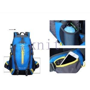 リュックサック メンズ バッグ リュック bag デイパック 機能的 大容量 機能性 旅行 登山 便利 アウトドアNVBK7-AL08|knit