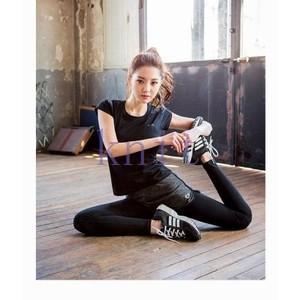 ヨガパンツ レディース レギンス ランニングパンツ レギンスパンツ ヨガウェア フィットネス 動きやすい ダンス 吸汗速乾 超軽量 ストレッチYUD-AL204|knit