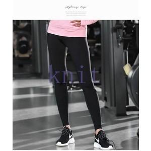 ヨガパンツ レディース レギンス ランニングパンツ レギンスパンツ ヨガウェア フィットネス 動きやすい ダンス 吸汗速乾 超軽量 ストレッチYUD-AL213|knit