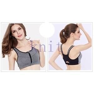 スポーツブラ ヨガウェア ブラ ブラジャー インナー フィットネス ダンス ランニング 吸汗速乾 超軽量 通気性YUD-AL434|knit