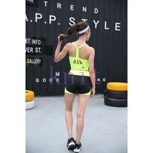 スポーツブラ ヨガウェア ブラ ブラジャー インナー フィットネス ダンス ランニング 吸汗速乾 超軽量 通気性YUD-AL440|knit