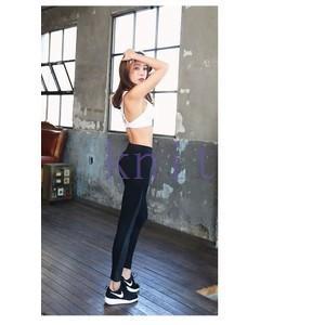 スポーツブラ ヨガウェア ブラ ブラジャー インナー フィットネス ダンス ランニング 吸汗速乾 超軽量 通気性YUD-AL444|knit