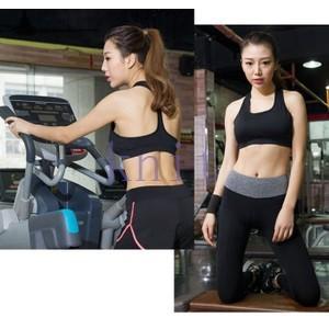 スポーツブラ ヨガウェア ブラ ブラジャー インナー フィットネス ダンス ランニング 吸汗速乾 超軽量 通気性YUD-AL446|knit