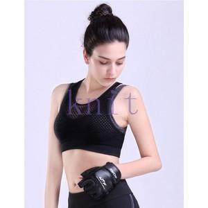スポーツブラ ヨガウェア ブラ ブラジャー インナー フィットネス ダンス ランニング 吸汗速乾 超軽量 通気性YUD-AL448|knit