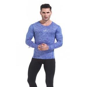 コンプレッション ストレッチウェア スポーツウェア メンズ フィットネス 動きやすい ランニング トレーニング トップスYUD-AL557|knit