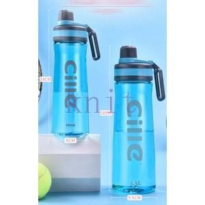 携帯水筒 水筒 エコ エコボトル スポーツ 登山 大容量YUD-AL875|knit