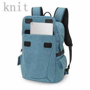 カメラバッグメンズレーデイス男女兼用リュックリュックサックバッグデイパック一眼レフデジタルカメラ大容量三脚ポルター旅行|knit