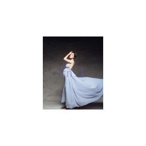 レディース マタニティ ドレス ウエディングドレス ワンピース 写真 撮影用 妊婦服 妊娠お祝い 記念写真GYEC-AL462|knit