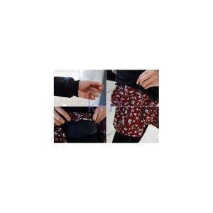 マタニティ ワンピース 春秋 新作 大きいサイズ 産前 産後 妊婦服 ゆったり 切り替え 花柄GYFC-AL116|knit