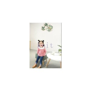 パンツキッズジュニア女の子子供服春秋春新作長ズボンボトムスおしゃれ可愛いGETC-AL356|knit