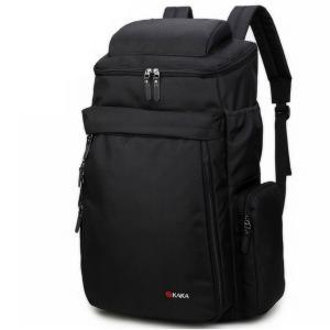 リュック リュックサック バックパック デイパック メンズ バッグ 40L 大容量 防水 旅行 登山 アウトドア ブラック 2018 新春|knit