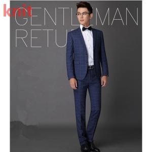 スーツ メンズ 大きいサイズ ビジネススーツ 2ツボタン スーツ シングル スリム パーティー 紳士服 ジャケット スラックス スリムスーツ suit 紳士服スーツ|knit