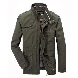 メンズ ジャケット 春秋 マルチポケット 薄手 長袖 アウター カジュアル きれいめ スタンドカラー グリーン ブラウン ブラック|knit
