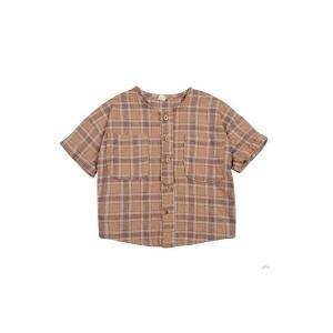 ベビーキッズアロハシャツDサマー子供服トップス|knit