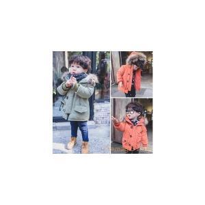 中綿コート綿入れコートアウターキッズオーバーコート男の子コート冬服軽量子供服|knit