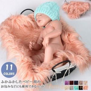 ベビーコスチューム寝相アートハロウィン繭風モコモコベッド毛布まゆ記念撮影赤ちゃん毛衣装誕生記念仮装かわいい着ぐるみ出産祝い|knit