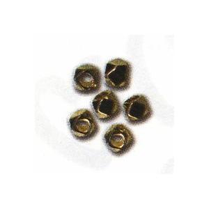 メルヘンアート メタルビーズ 多面2mm ゴールド AC1648|ko-da