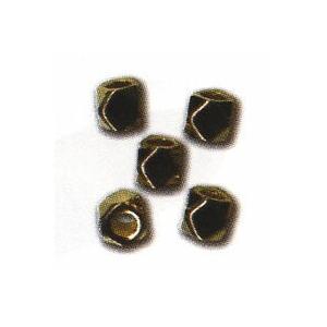 メルヘンアート メタルビーズ 多面3mm ゴールド AC1650|ko-da