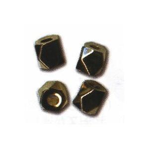 メルヘンアート メタルビーズ 多面4mm ゴールド AC1652|ko-da