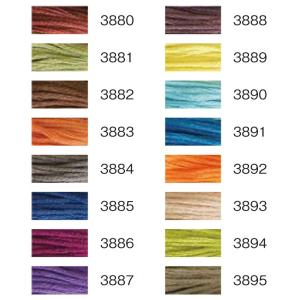 DMC 25番刺繍糸 8m ページ22