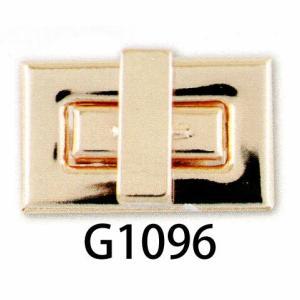 メルヘンアート ラメルヘンテープバッグ用副資材 ヒネリ金具 G1096ゴールド|ko-da