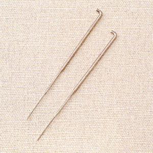 ハマナカ フェルト羊毛 フェルティング用ニードル極細(1本タイプ)×2本入り|ko-da