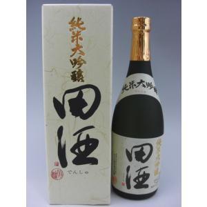 田酒 純米大吟醸 720ml(西田酒造) (青森県 日本酒) (☆化粧箱付☆ ギフトにオススメ!)