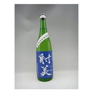 射美 純米吟醸 槽場無濾過生原酒 720ml 杉原酒造 岐阜県 日本酒|ko-liquors