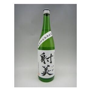 射美 特別純米 槽場無濾過生原酒 720ml 杉原酒造 岐阜県 日本酒|ko-liquors