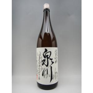 泉川 純米吟醸 1800ml 廣木酒造 福島県 日本酒|ko-liquors