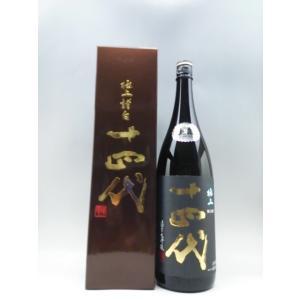 (2016年詰) 十四代 純米大吟醸 極上諸白 1800ml(高木酒造) (山形県 日本酒)