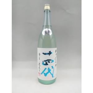 十四代 純米吟醸 槽垂れ おりからみ 1800ml(高木酒造) (山形県 日本酒)