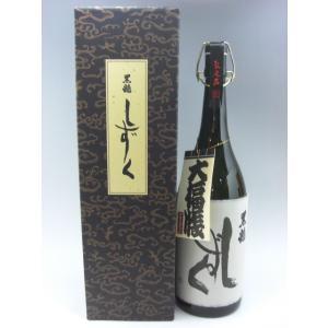 商 品 名:黒龍 大吟醸 しずく 1800ml  酒  別:日本酒 大吟醸 原 材 料:米(国産米)...