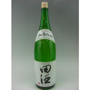 田酒 山廃仕込 特別純米酒 1800ml(西田酒造)(青森県 日本酒)