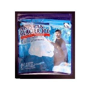 アラスカ 氷河の氷 水割り 中粒 7粒前後 300g 同一梱包可 ko-ricom