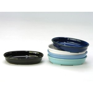 花瓶 フラワーベース 花器 陶器 生け花 水盤 小原 おはら9-120  花小町小判青磁|ko-ricom