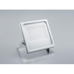 LED 屋外用投光器 看板灯 格安  防水 30Wタイプ 3000K 3300Lm ホワイト TS-810-30-30-W  テスライティング|ko-te-ya