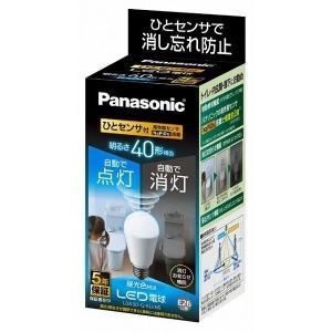 Panasonic  パナソニック LED電球 LDA5D-G/KU/NS  センサー付 昼光色 電球40形相当 485 lm (E26)|ko-te-ya