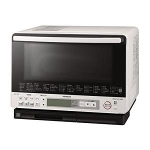 日立 HITACHI 1段オーブン・過熱水蒸気オーブンレンジ ヘルシーシェフ MRO-TS8-W|ko-te-ya