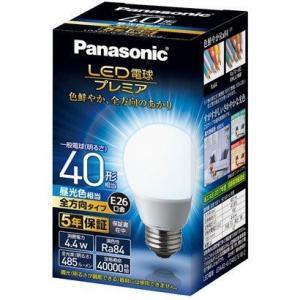 パナソニック Panasonic LED電球プレミア LDA4D-G/Z40E/S/W/2 (LDA4DGZ40ESW2) 40W相当 全方向タイプ 昼光色 E26口金|ko-te-ya