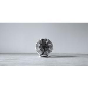 バルミューダBALMUDA グリーンファン サーキュ GreenFan Cirq White Black EGF-3300-WK サーキュレーター 扇風機 ファン ko-te-ya