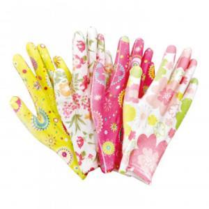 華やか花柄ガーデン手袋(4柄組)|ko-te-ya