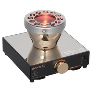 BONMAC コーヒーサイフォン用ビームヒーター BMBH-350N|ko-te-ya