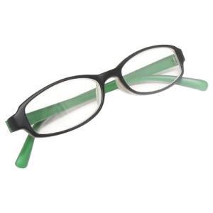 エッシェンバッハ シニアグラス リーディングMEGANE ブラック×グリーン +2.5 2994-3525|ko-te-ya
