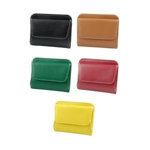 革製コンパクト財布 ko-te-ya