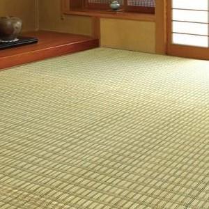 掛川織花ござ(い草敷物) 261×348cm|ko-te-ya