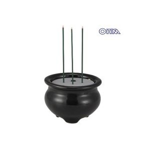 OHM LED電池式線香 LED-DCSK-1 04-0336|ko-te-ya