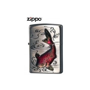 ZIPPO(ジッポー) ライター 鯉 63380198 ko-te-ya