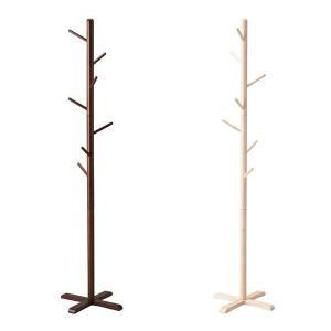 パール金属 木製ポールハンガー L|ko-te-ya