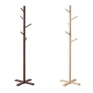 パール金属 木製ポールハンガーM|ko-te-ya
